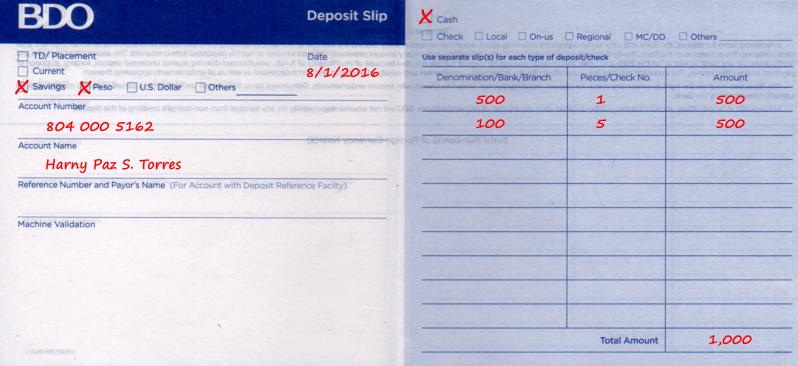 How to pay via Banco de Oro (BDO) – KEVLO Customer Support Center